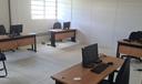 Laboratório de Informática provisoriamente no Bloco A