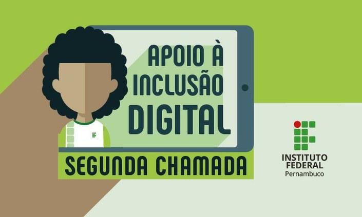 Divulgado resultado do edital II auxílio inclusão digital