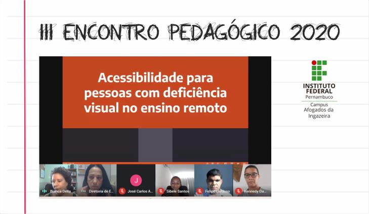 IFPE Afogados discute novo semestre e desafios da inclusão