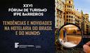 XXVI Fórum de Turismo