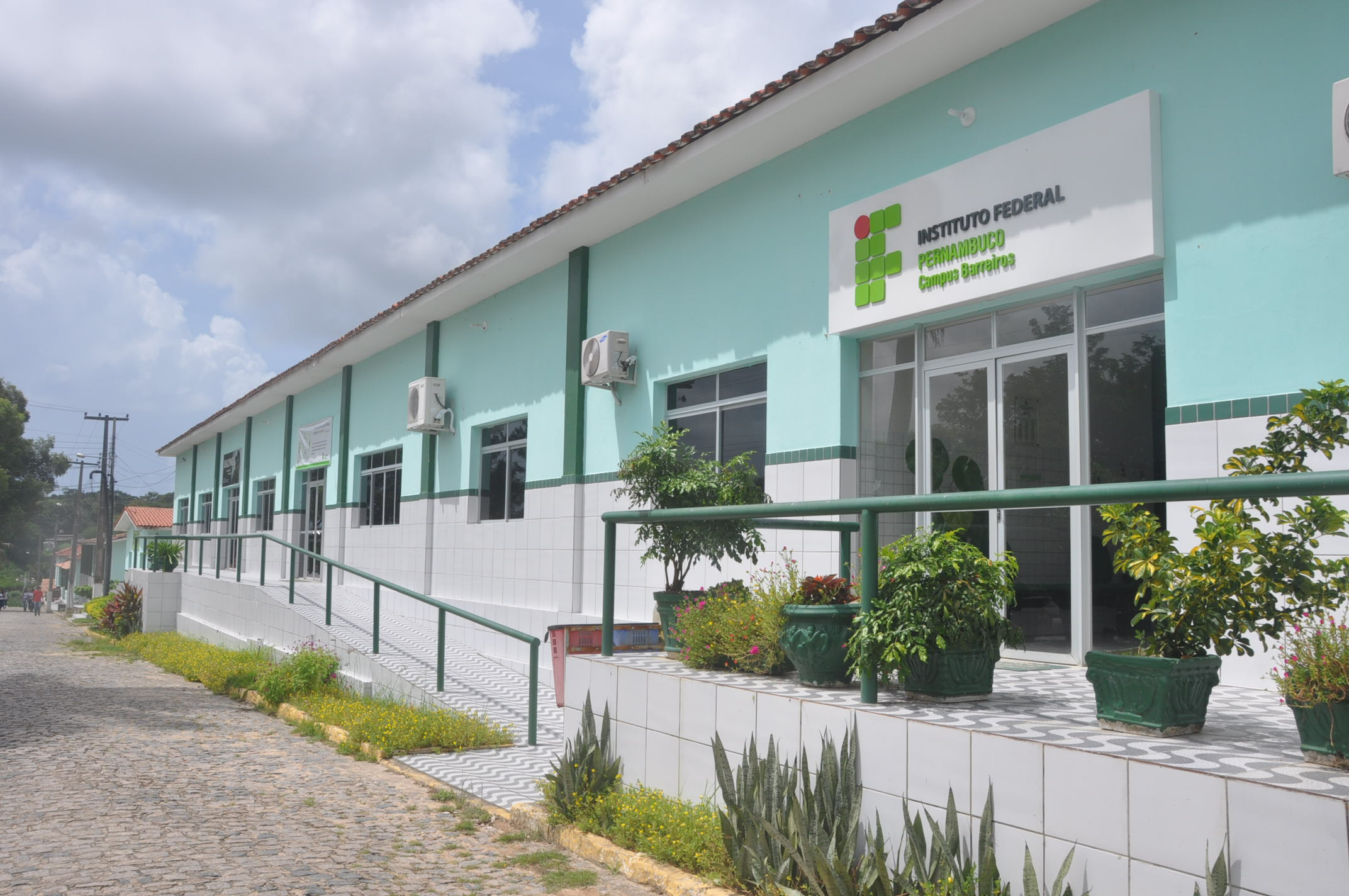 IFPE-Campus Barreiros