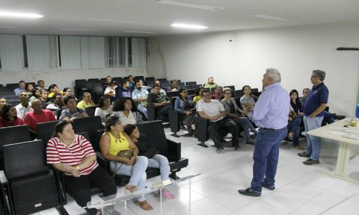 Direção do IFPE-Belo Jardim promove reunião de pais e mestres