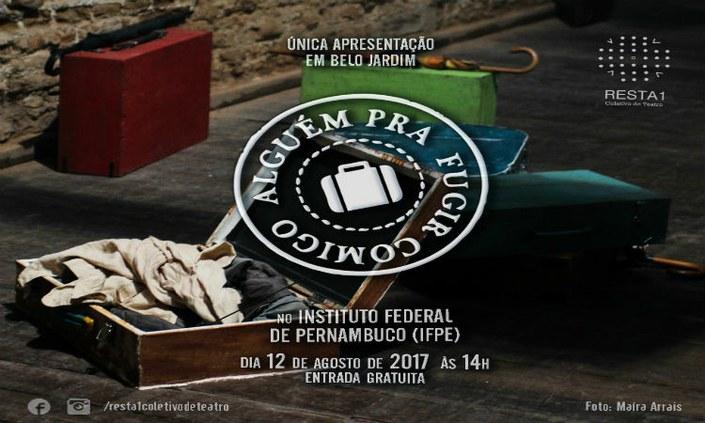 IFPE traz espetáculo premiado para Belo Jardim