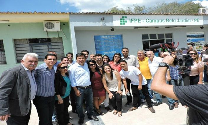 IFPE-Belo Jardim recebe recursos do MEC para construção de novo bloco de informática
