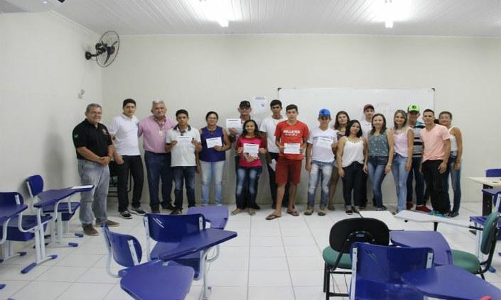 IFPE-Belo Jardim realiza curso de extensão para estudantes de município paraibano