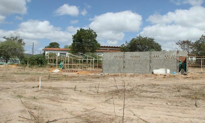 Tem início a construção do novo Bloco de Informática do IFPE-Belo Jardim