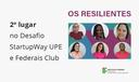 Desafio Startup Way UPE e Federais Club