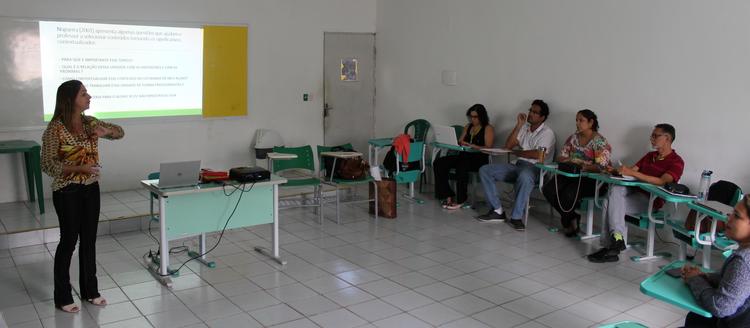 Reunião Pedagógica 2017.1