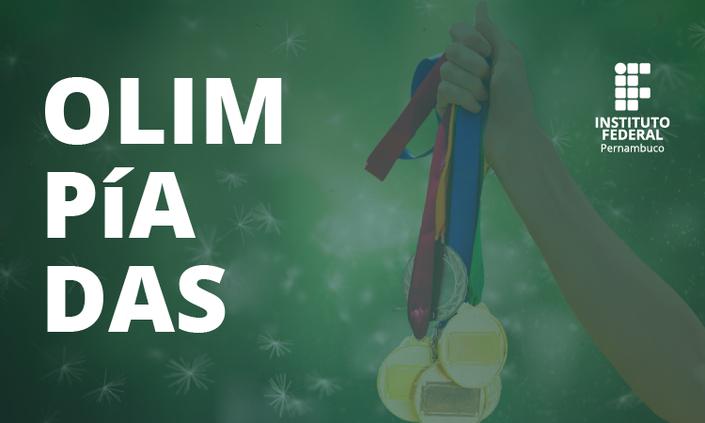 Estudantes de Caruaru conquistam medalhas na Olimpíada Nacional de Ciências