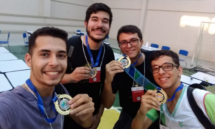 Estudantes de Caruaru conquistam resultados em olimpíadas
