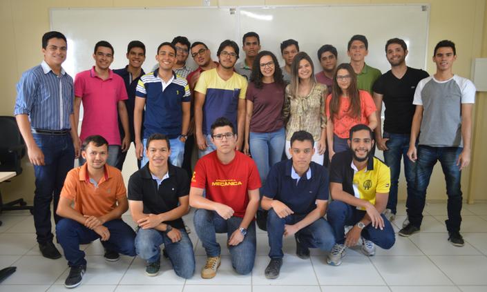 Estudantes de Engenharia Mecânica montam Empresa Júnior