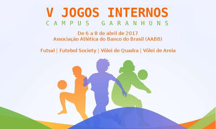 Campus Garanhuns realiza 5ª edição dos Jogos Internos