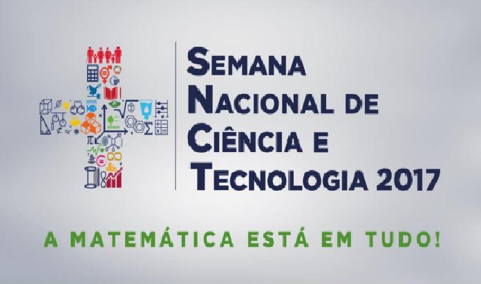 Divulgada programação da SNCT e SEMAC