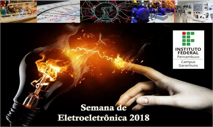 Semana de Eletroeletrônica inicia na próxima quinta-feira (14)