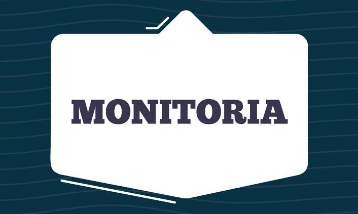 Divulgado resultado preliminar do Programa de Monitoria 2017.1