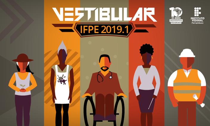 Campus Ipojuca oferece 216 vagas no Vestibular do IFPE