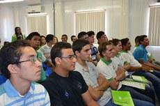 Estudantes do IFCE-Acaraú participaram do II Seminário Naval