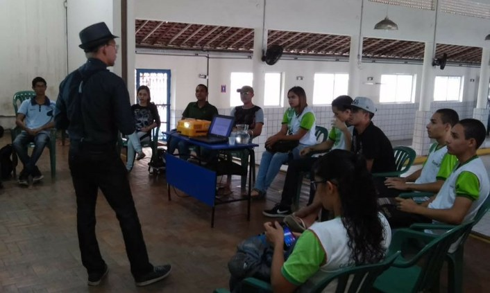 NAC do IFPE-Jaboatão promove oficina de fotografia