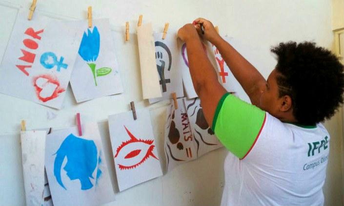 Atividades no Campus Olinda marcam comemoração às mulheres