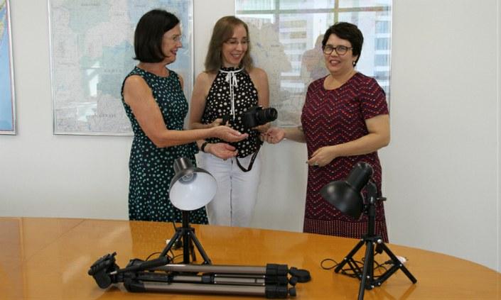 Campus Olinda recebe doação de Consulado da Alemanha