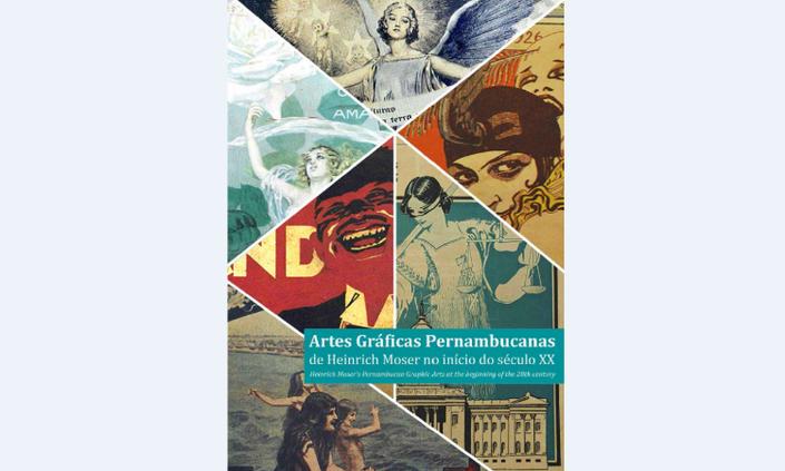 Catálogo com obra gráfica de Heinrich Moser será apresentado em Encontro de Extensão