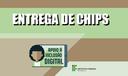 entrega chips dados