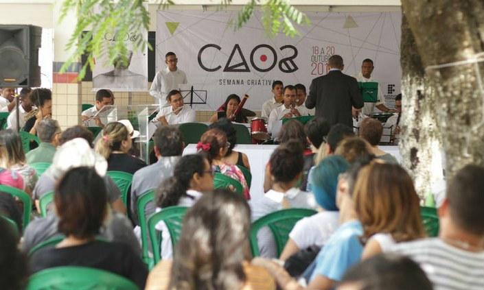 Inclusão de arte e cultura nas políticas públicas é defendida em abertura do CAOS