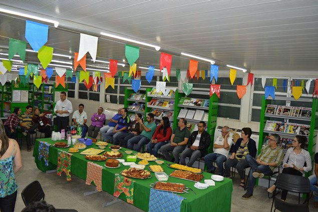 IFPE Campus Pesqueira reúne estudantes e servidores em festa junina