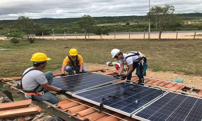 IFPE-Pesqueira se torna Centro de Referência em Energia Solar