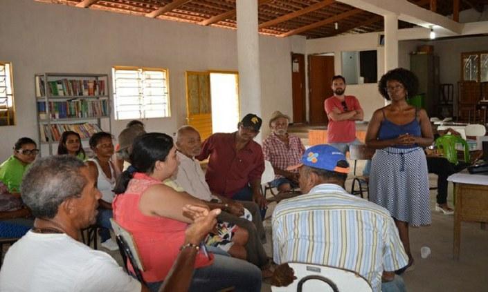 Pró Reitoria de Extensão do IFPE apresenta novos projetos à comunidade Xukuru de Cimbres
