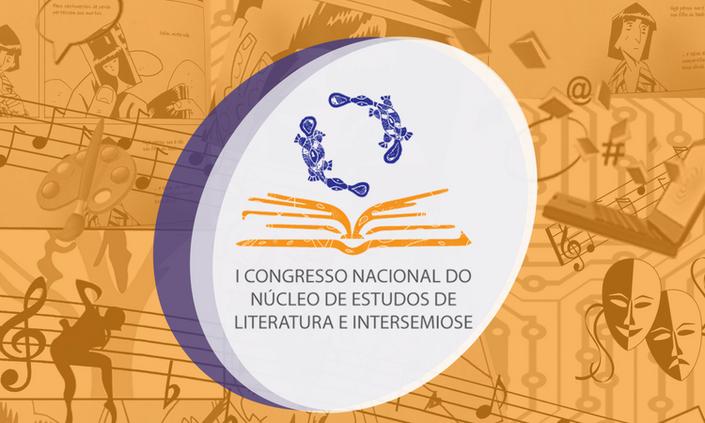 Abertas inscrições do Congresso Nacional do Núcleo de Estudos de Literatura e Intersemiose