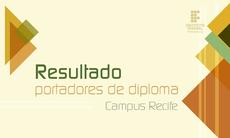 Processo seletivo para portadores de diploma