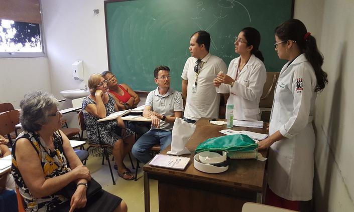 Projeto do Campus Recife representa o IFPE na Reditec 2018