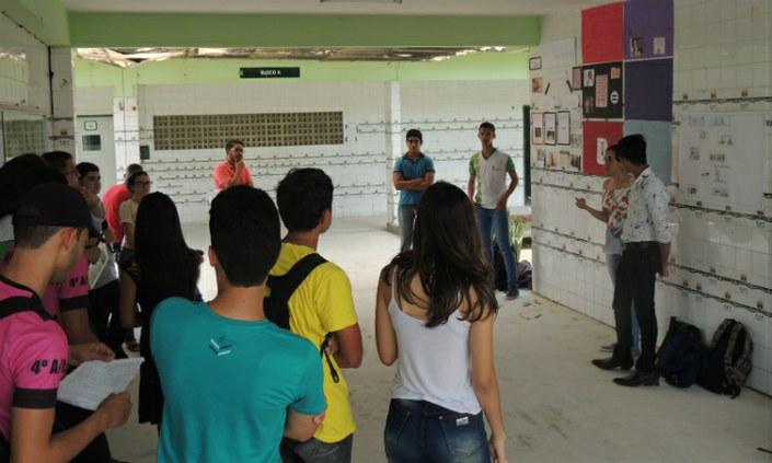 Estudantes debatem Cidadania e Direitos Humanos