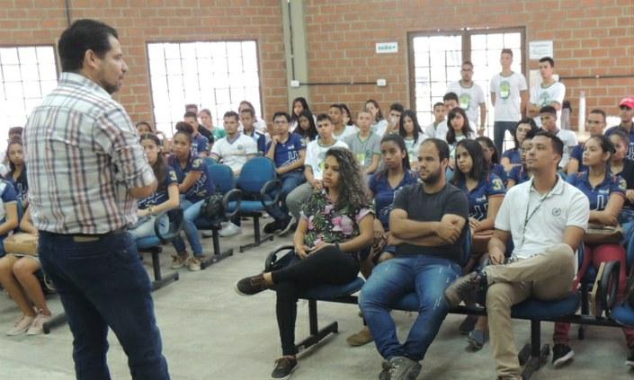 Estudantes realizam Workshop de Agroecologia