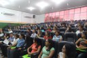 Evento marca o início do funcionamento dos cursos regulares