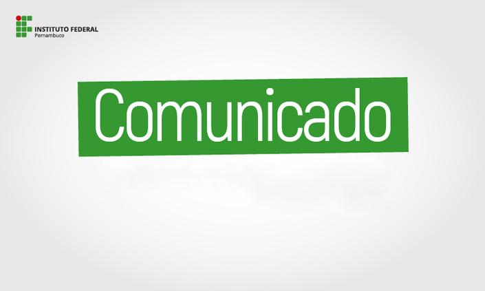 Comunicado - Expediente durante a Copa do Mundo