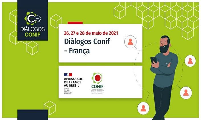 Conif abre diálogo com a França sobre educação profissional