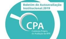 Novos boletins da CPA trazem os resultados da autoavaliação institucional de 2019