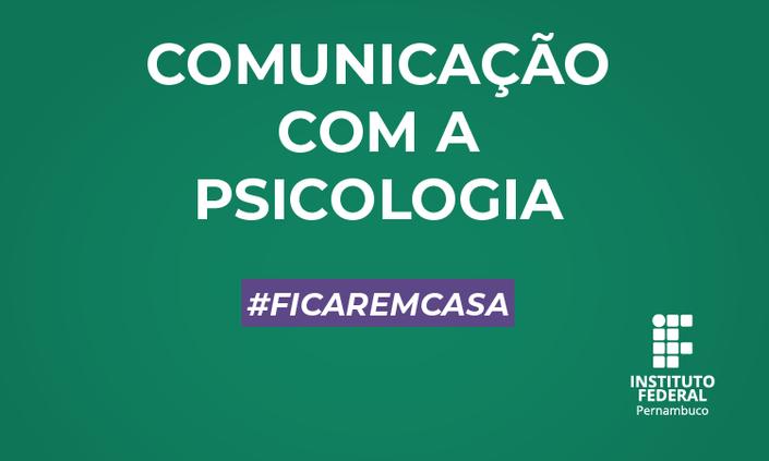 DAE divulga canal de comunicação com profissionais de Psicologia