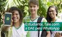 Fale com a DAE - banner