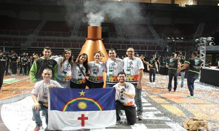 Delegação do IFPE disputa etapa nacional dos JIFs em Fortaleza