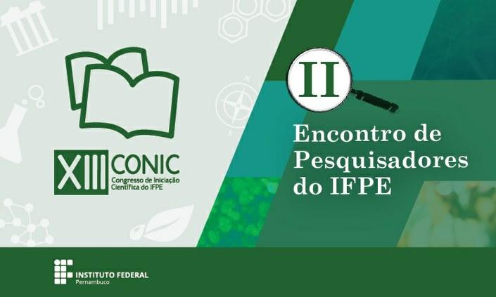 Encontro de Pesquisadores do IFPE divulga programação