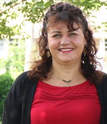 Pró-Reitora de Ensino, Edlamar Santos, fez parte do grupo que recepcionou os avaliadores