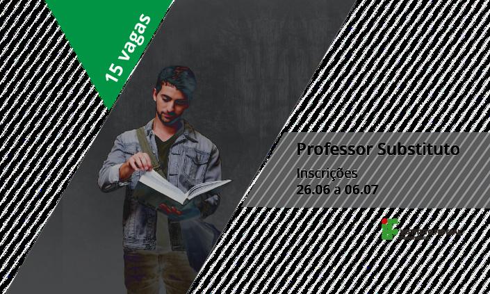 IFPE abre seleção para professor substituto