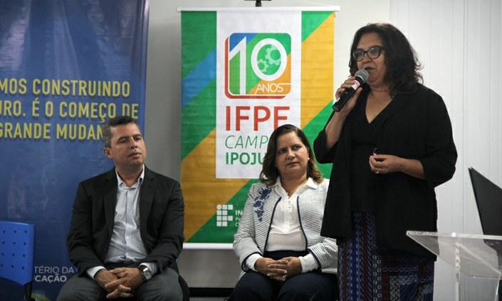 IFPE anuncia construção de biblioteca do Campus Ipojuca