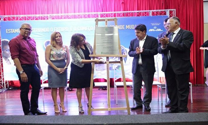 IFPE inaugura seu primeiro Centro de Pesquisa