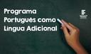 Programa Português como Língua Adicional