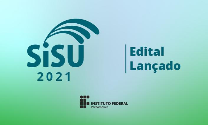 IFPE oferta 465 vagas em cursos superiores por meio do SiSU 2021