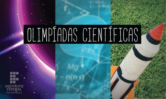 Seguem as inscrições para olimpíadas científicas